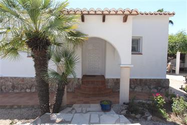 Casa de una planta en Balcon al Mar, Javea