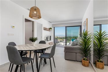 Newly built apartments in Benimar, Benijofar