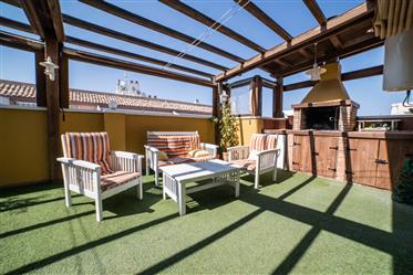 Cozy penthouse  in central Torrevieja