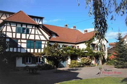 Magnifique moulin à proximité de Haguenau et Wissembourg