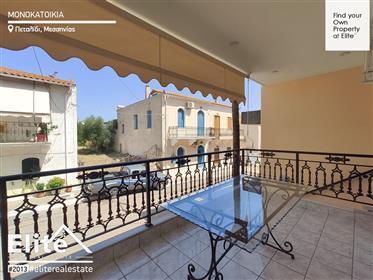 Sale, Detached House 82 m², Kastro, Petalidi