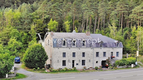 Opportunity - Givet (France) Former Hotel Restaurant - 14 charming bedrooms