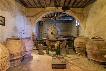 Villa historique en vente à Castiglione del Lago, en Ombrie.