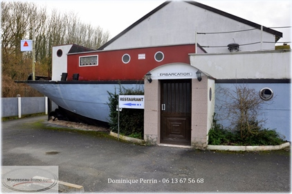 5 min from Reims: Real estate complex - Restaurant - Reception Rooms - 2 Apartments - Park