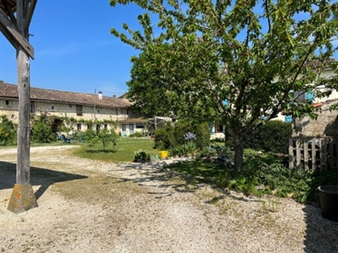 Beautiful Village House With A Gite