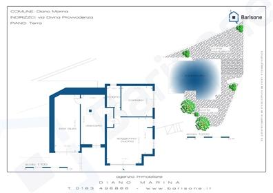 Villa o villino di 70 m2 a Diano Marina