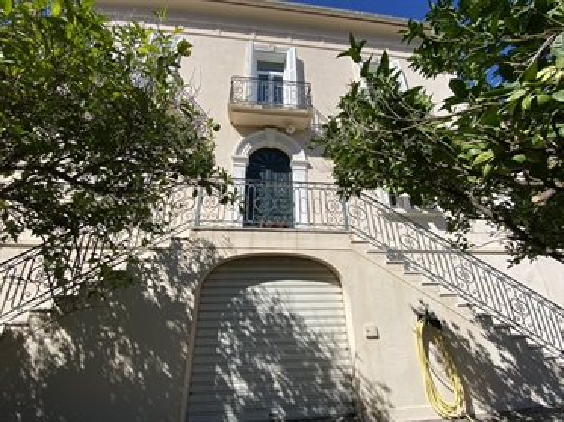 Rare ! Très belle maison de maître à deux pas du centre ville de Bastia