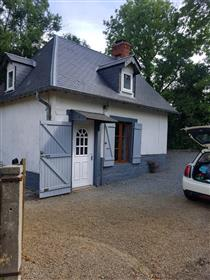 Bella seconda casa in Normandia, vicino a Percy nel dipartimento della Manica