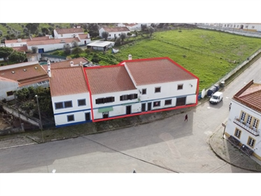 For Investors in Tourism in Alentejo, 2 Properties with Business