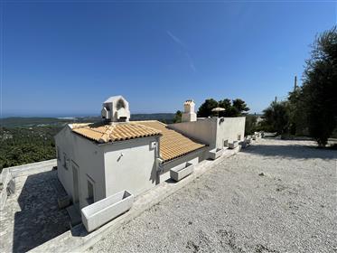 Villa vista mare a Vico del Gargano