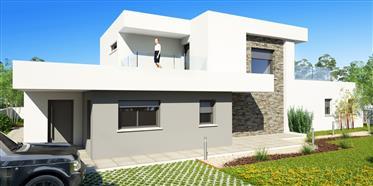 Casa T3, en proyecto, Cadaval