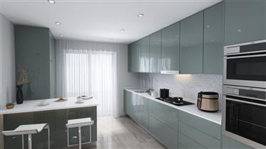 Apartamento T3 Duplex Remodelado - Rua das Castanholas