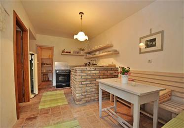 Renovated, charming old stone villa, first line by the sea w...