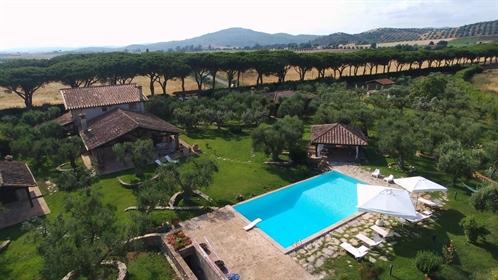 Rustico/Casale/Corte di 460 m2 a Capalbio