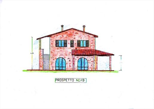 Rustico/Casale/Cour de 255 m2 à Castiglione del Lago