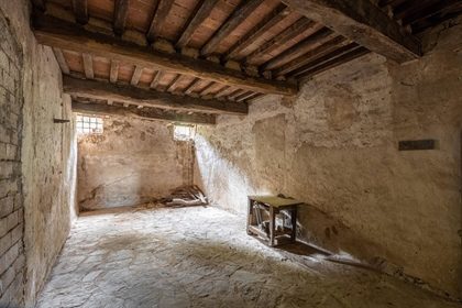 Hamlet with Ancient Abbey, Firenze – Toscana Hamlet with ancient Abbey for sale in Florenc
