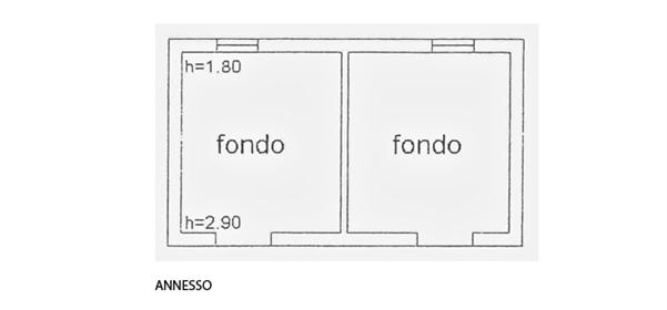 Rustico/Casale/Corte du 500 m2 à Lisciano Niccone