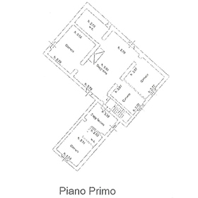 Farm for sale in Sinalunga in the province of Siena Tuscany, composed of farmhouse stone 8
