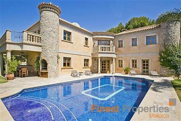 Grosszügige exklusive Villa in Sol de Mallorca