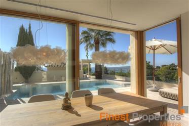Ferienhaus mit 3 Schlafzimmern mit Meerblick in Costa den Blanes zu verkaufen