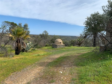 65 hect near Castro Marim for the construction of an hotel, horses club,... Distant sea views