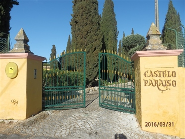 Castelo Paraiso in Sao Bras de Alportel