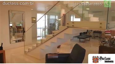 Belíssimo Sobrado com 4 suítes no Condomínio Porto de Atibaia à venda