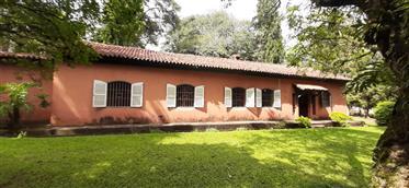 Sítio Com casa estilo rústico com 6 dormitórios (2 suítes) à venda Piracaia/SP