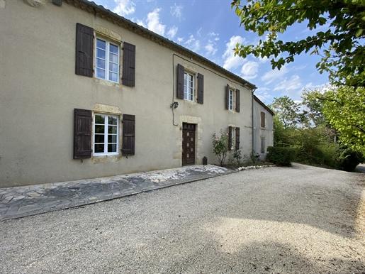 18Th Century Maison de Maître
