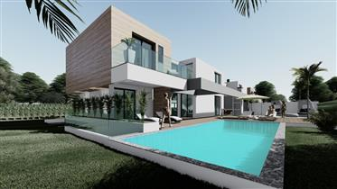 Semi-Detached House With Private Swimming Pool - Vilamoura -...