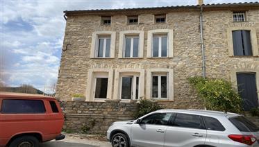 Maison de village au milieu des magnifiques Corbières