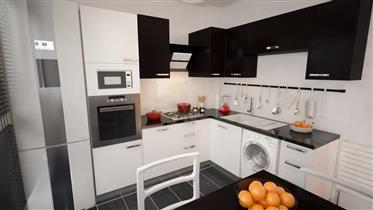 Appartement neuf à Sahloul 3