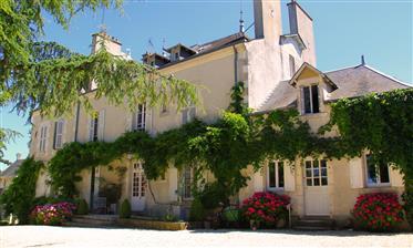 Château au coeur de la Brenne
