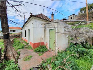Haus in Ruinen