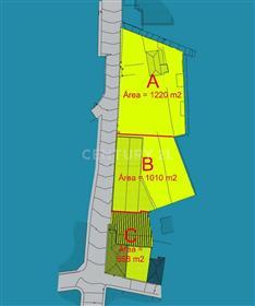 Terreno: 2.810 m²: 2.810 m²