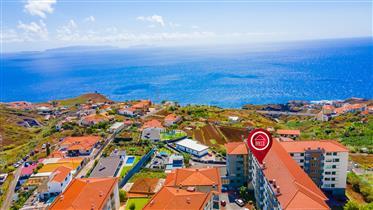 Apartamento T2 na Mãe de Deus, Caniço, Madeira