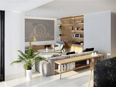 Luxo, apartamento, Príncipe Real, Lisboa