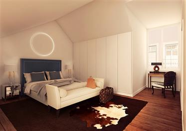 Luxo, apartamento, Lapa, Lisboa