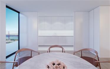 Luxury, Apartment, Infante Santo, Lisbon