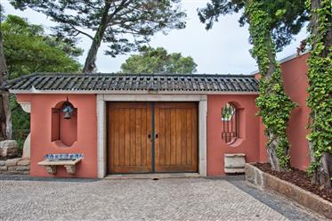 Magnificent, Detached Villa, Cobre, Cascais
