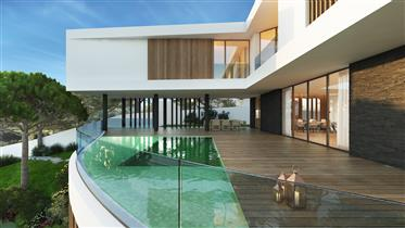 Modern, Detached Villa, Estoril, Cascais