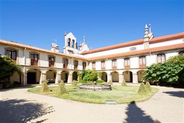Propriedade histórica, país, Barcelos, Portugal