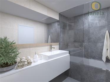 Apartamento: 56 m²