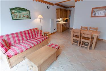 1-Bedroom apartment Champagny en Vanoise - Paradiski