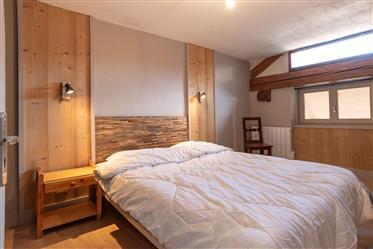 Beauttiful duplex apartment near Brides les Bains