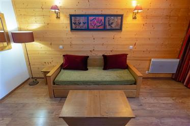 Charming studio apartment Brides les Bains - The 3 Valleys