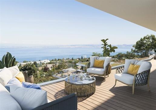 Splendid Residence In Evian City Center