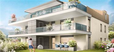 Nouvelle résidence d'appartement près d'Evian - All With Lak...