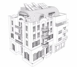 Prime Location on Nahalat Benyamin Street! Amazing Bauhaus b...