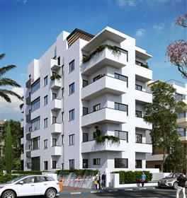 Rothschild area - New residential project - 3and 4 rooms new apartments
